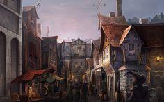 hd hogwarts castle backgrounds