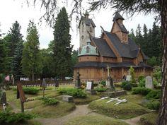 Karpacz, Świątynia Wang