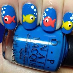 ---------------------------------- cutest nails ever!!!!!!!!!!!!!!!!! I want to do these on my nails!