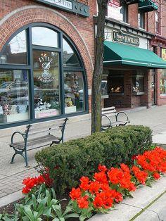 Rochester, MI  (downtown)