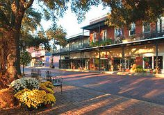 Natchitoches (My favorite city in Louisiana)