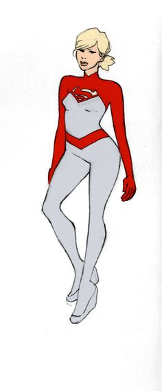 Supergirl Re-Designs From Artist Cory J. Walker | The Mary Sue