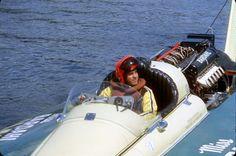 May 1966, test run at Sandpoint, Lake Washington, Run Musson driver - Copyright Protected