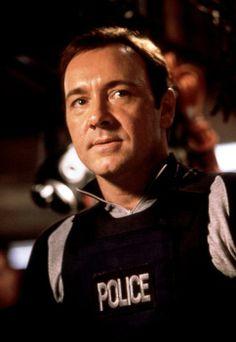 the negotiator   THE NEGOTIATOR, Kevin Spacey, 1998, (c)Warner Bros