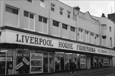 """Liverpool House After """"modernisation"""" Victorian Buildings, Sunderland, Back In Time, England Uk, The Good Old Days, Liverpool, Castle, History, City"""