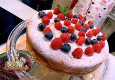 TORT CU IAURT SI FRUCTE - Rețete Fel de Fel Tiramisu, Caramel, Cheesecake, Cooking Recipes, Pasta, Ethnic Recipes, Desserts, Food, Sticky Toffee