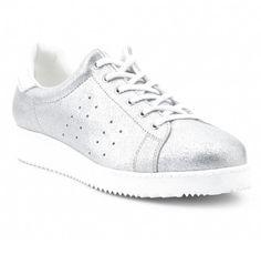 Zapatilla metalizada piel FOSCO Outlet, Adidas Stan Smith, Adidas Sneakers, Shoes, Amor, Valentines, Slippers, Fur, Women