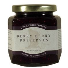 Lowcountry #BerryBerryPreserves