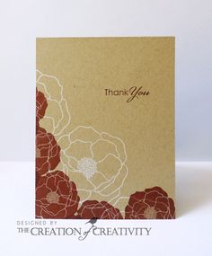 The Creation of Creativity: Jay Gee's Nook DT: Thank You