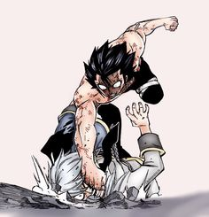 They killed Juvia... They stole her future from right in front of him... And they're going to pay.