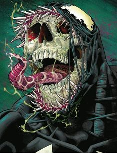 """You are watching the movie Venom on Putlocker HD. When Eddie Brock acquires the powers of a symbiote, he will have to release his alter-ego """"Venom"""" to save his life. Ms Marvel, Marvel Dc Comics, Marvel Fanart, Marvel Venom, Marvel Villains, Marvel Comic Books, Marvel Characters, Marvel Heroes, Comic Books Art"""