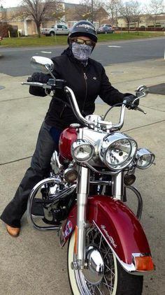 Luv to ride!!!