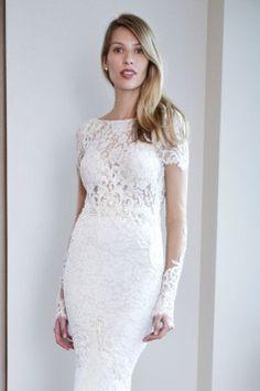 Suknia ślubna Berta <3  Więcej: http://feszyn.com/suknie-slubne-berta-wiosna-lato-2016/  #ślub #wesele #pannamłoda #sukniaślubna #wedding #bride