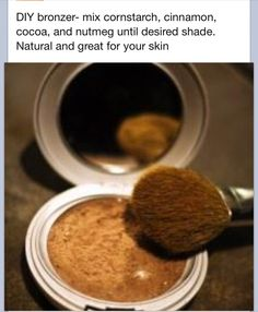 Homemade Bronzer