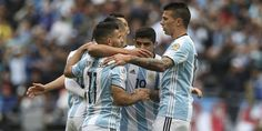 #Argentina rolls past Bolivia 3-0 to win #Copa America group