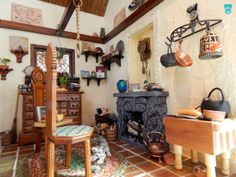 """Creatin' Contest Honorable Mention """"The Wizard's Cottage"""" by Rebecca Sears"""