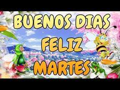BUENOS DIAS FELIZ Y BENDECIDO MIERCOLES - YouTube