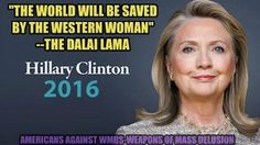 The World Will Be Saved By The Western Woman ~The Dalai Lama