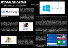 Image analysis 1 - Windows
