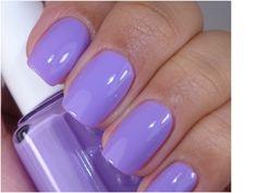 Light purple. Sittin' Pretty * Essie Nail Polish | Enails.eu