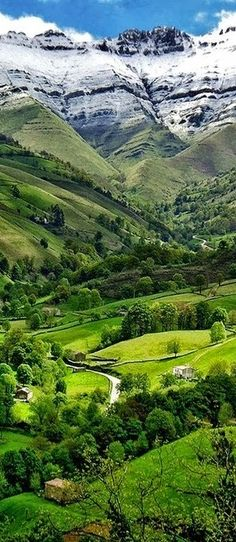 Valle del Pisuena, S