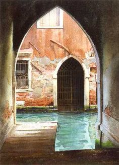 Canals need doorways, too.
