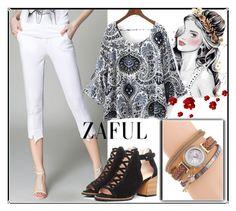 """ZAFUL-II/24"" by dzemila-c ❤ liked on Polyvore"