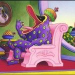 Gallery | Jim Woodring