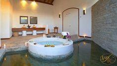 Hideaway Spa Private Bathroom