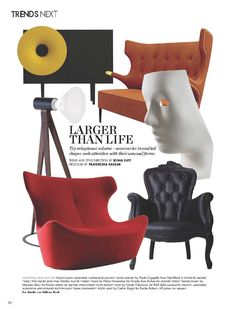 Marvelous Elle Decor India featuring SIKA Sofa by BRABBU Modern Interior Design Home Decor