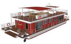 Respect River houseboat plans