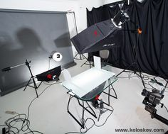Creative studio portrait photography lighting setup | Flickr - Photo Sharing!