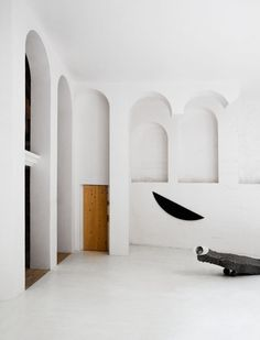 DESIGN   ART | Xavier Corbero in Residence.