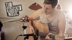 The Black Keys - Lonely Boy (Live Acoustic Cover By Tim Whybrow)
