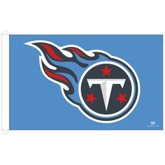 "Tennessee Titans Nfl 3x5 Banner Flag (36""x60"")"