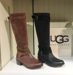 The perfect #ridingboot for fall #Ugg #Darcie