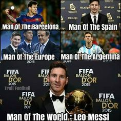 Too true. Soccer Jokes, Football Jokes, Funny Soccer, Fifa Football, Soccer Stuff, Football Players, Messi Vs Ronaldo, Messi Fans, Lionel Messi Barcelona