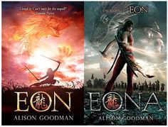 I can't even remember why I picked up Eon in the first place. Whatever the reason, I'm so glad I did because it WAS AWESOME. The main character Eona could rival Katniss. Great if you're in the mood for adventure.