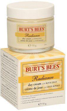 Burt's Bees Crème de Jour à la Gelée Royale, Radiance, 55 g | Ecco Verde