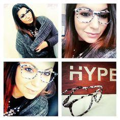 HYPE frame @ 99€ @hypeglass #hype #hypeglasses #frame #unisex #blackandwhite #glasses #Okkio #Viagaudio33sanremo