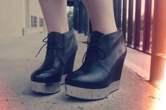 Tap Shoes, Dance Shoes, Wedges, Boots, Clothes, Fashion, Dancing Shoes, Crotch Boots, Outfits