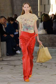 Loewe Spring 2015 RTW - Paris Fashion Week