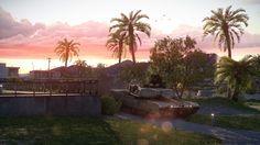 Sonoran Desert Sunset Wallpaper  DFILES  Desert