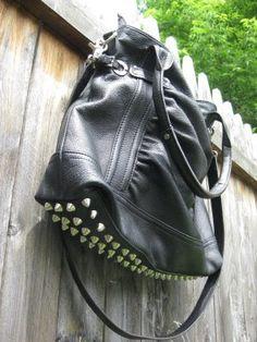 studded bag ♥