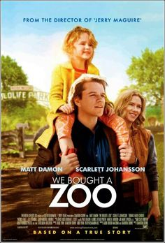 We Bought A Zoo {DVD Movie Review}…