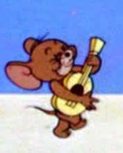 Tom with his uke