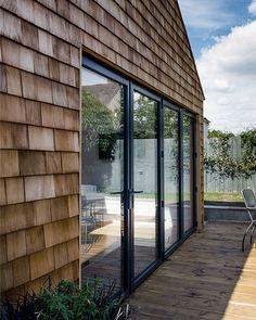 Timber shingles