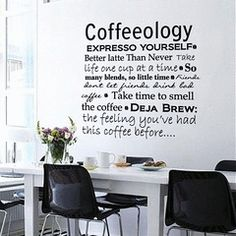 Themed Kitchen On Pinterest Coffee Pictures Coffee And Kitchen Wall