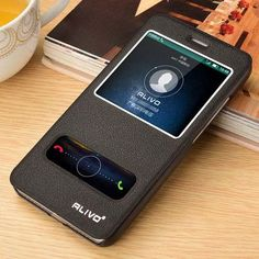 Fundas For Huawei Honor 4C Cover Flip Leather Case For Huawei Honor 4C Pro Cover Original Phone Case + Track Logistics