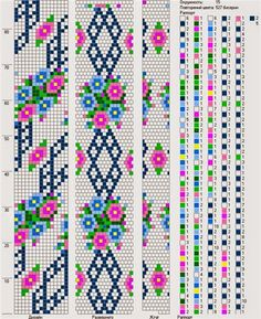 15 around bead crochet rope pattern Bead Crochet Patterns, Bead Crochet Rope, Beaded Jewelry Patterns, Peyote Patterns, Beading Patterns, Bracelet Patterns, Beaded Crochet, Crochet Beaded Bracelets, Bead Loom Bracelets